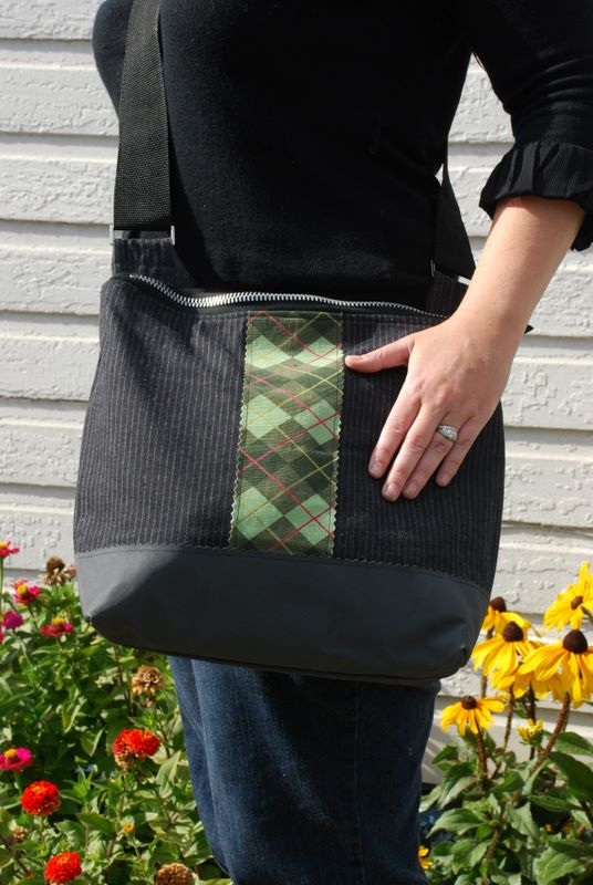 She's So Pretty: Handmade messenger bags using vintage and ...